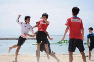 サッカー 中2