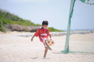 サッカー 低2